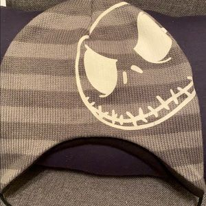 Jack Skellington winter hat